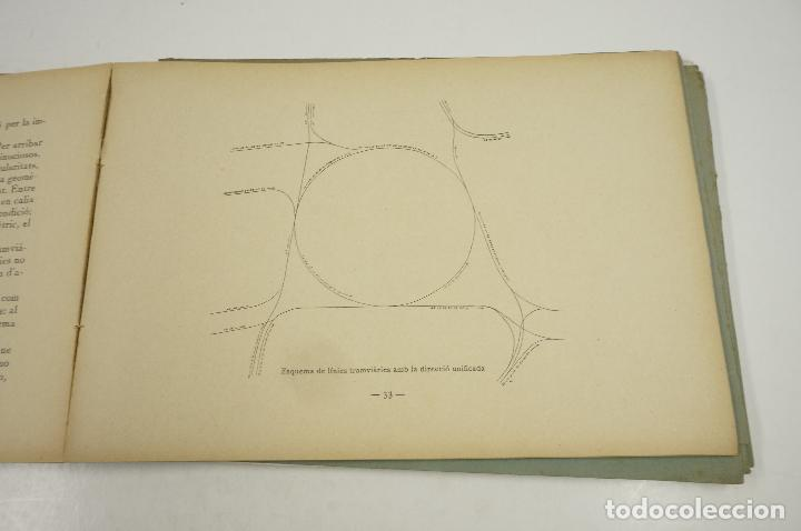 Libros antiguos: la plaça de catalunya, josep puig i cadafalch, 1927, llibreria catalònia. 25,5x18cm - Foto 3 - 104355195