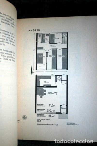 Libros antiguos: L'HABITATION MINIMUM - Le Corbusier / Bourgeois / Giedion / Gropius - 1933 - Foto 12 - 107648107