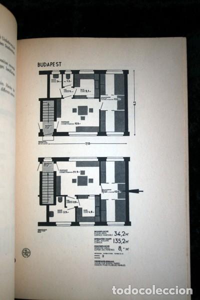 Libros antiguos: L'HABITATION MINIMUM - Le Corbusier / Bourgeois / Giedion / Gropius - 1933 - Foto 13 - 107648107