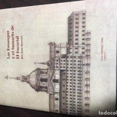 Libros antiguos: LAS ESTAMPAS Y EL SUMARIO DE EL ESCORIAL POR JUAN HERRERA. EDICIÓN DE 1998. Lote 107685815