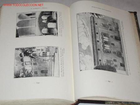 Libros antiguos: Arquitectura Civil Española de los siglos I al XVIII. Tomo 1. Arquitectura Privada. Calleja, 1922 1 - Foto 3 - 108096979