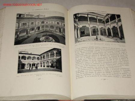 Libros antiguos: Arquitectura Civil Española de los siglos I al XVIII. Tomo 1. Arquitectura Privada. Calleja, 1922 1 - Foto 4 - 108096979