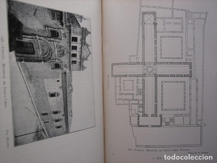 Libros antiguos: Arquitectura Civil Española de los siglos I al XVIII. Tomo 1. Arquitectura Privada. Calleja, 1922 1 - Foto 6 - 108096979