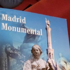 Libros antiguos: MADRID MONUMENTAL. Lote 108387639
