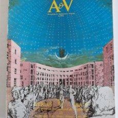 Libros antiguos: AV MONOGRAFÍAS DE ARQUITECTURA Y VIVIENDA 1985 IBA BERLÍN Nº 2. Lote 108810227
