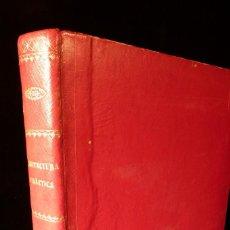 Libros antiguos: ARQUITECTURA PRACTICA. Lote 108868479