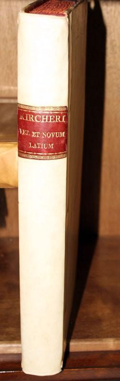 Libros antiguos: LATIUM. ID EST, NOVA & PARALELLA LATII TUM VETERIS TUM NOVI DESCRIPTIO. Qua quaecunque vel Natura, v - Foto 2 - 109021642