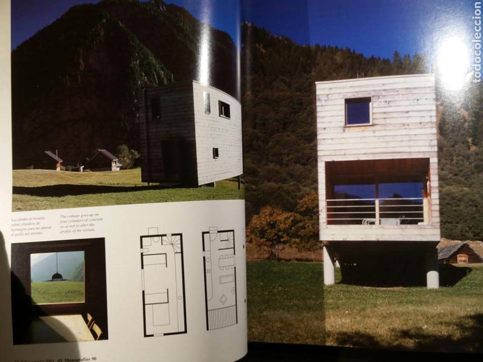 Libros antiguos: AV MONOGRAPHS 90 CASAS A LA CARTA-HOUSES BY CHOICE 2002 Arquitectura Vivienda - Foto 6 - 110553615