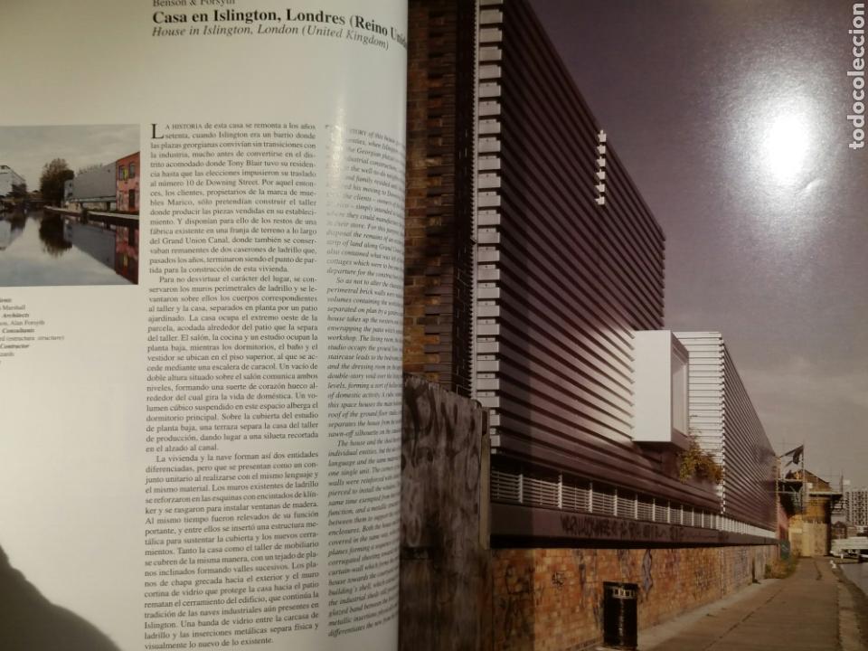Libros antiguos: AV MONOGRAPHS 90 CASAS A LA CARTA-HOUSES BY CHOICE 2002 Arquitectura Vivienda - Foto 7 - 110553615