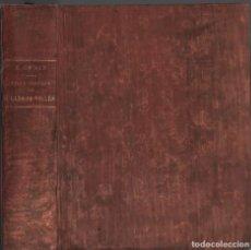 Libros antiguos: L´ETUDE PRATIQUE DES PLANS DE VILLES - RAIMOND UNWIN / MUNDI-3054. Lote 110875975