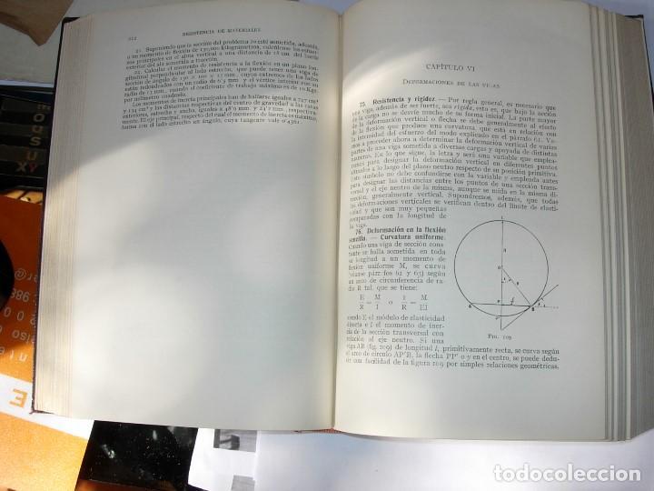 Libros antiguos: RESISTENCIA DE MATERIALES de Arthur MORLEY - Foto 3 - 111281571