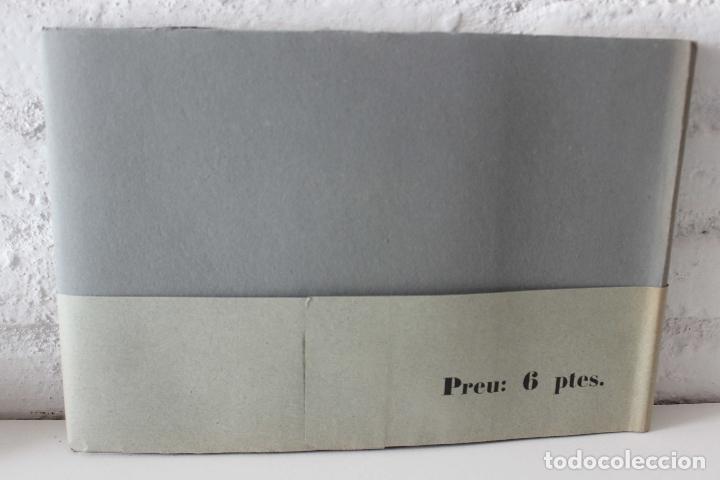 Libros antiguos: Plaça de Catalunya. Josep Puig i Cadafalch Projectes. Llibreria Catalonia 1927 modernisme modernismo - Foto 2 - 142729009