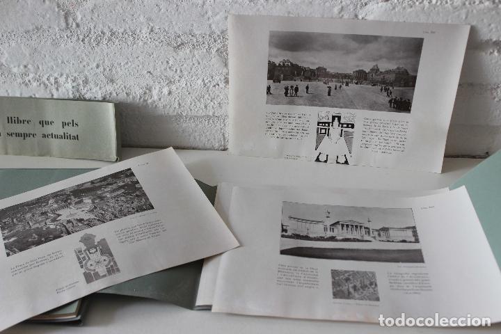Libros antiguos: Plaça de Catalunya. Josep Puig i Cadafalch Projectes. Llibreria Catalonia 1927 modernisme modernismo - Foto 8 - 142729009