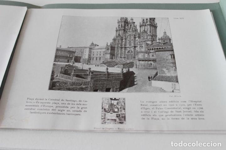 Libros antiguos: Plaça de Catalunya. Josep Puig i Cadafalch Projectes. Llibreria Catalonia 1927 modernisme modernismo - Foto 9 - 142729009