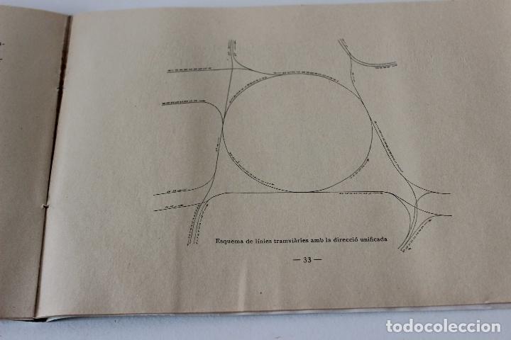 Libros antiguos: Plaça de Catalunya. Josep Puig i Cadafalch Projectes. Llibreria Catalonia 1927 modernisme modernismo - Foto 13 - 142729009