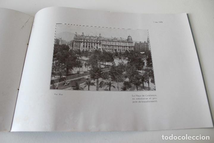 Libros antiguos: Plaça de Catalunya. Josep Puig i Cadafalch Projectes. Llibreria Catalonia 1927 modernisme modernismo - Foto 15 - 142729009