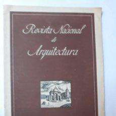 Libros antiguos: ARQUITECTO ARQUITECTURA 73 AÑO 1948 ORDENACIÓN CALLE TOLEDO IGLESIAS EN TOLEDO PROYECTO PAPELERA ESP. Lote 113003082