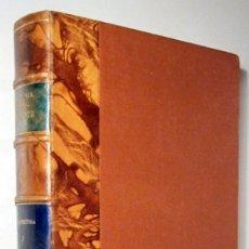 Libros antiguos: PUIG Y CADAFALCH, JOSÉ, DIR - HISTORIA GENERAL DEL ARTE 2. ARQUITECTURA T SEGUNDO - BARCELONA 1901. Lote 113451551