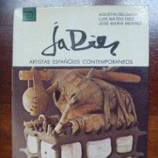 Libros antiguos: ARTISTAS ESPAÑOLES CONTEMPORÁNEOS COLECCIÓN SERIE CERAMISTA. Lote 113846223