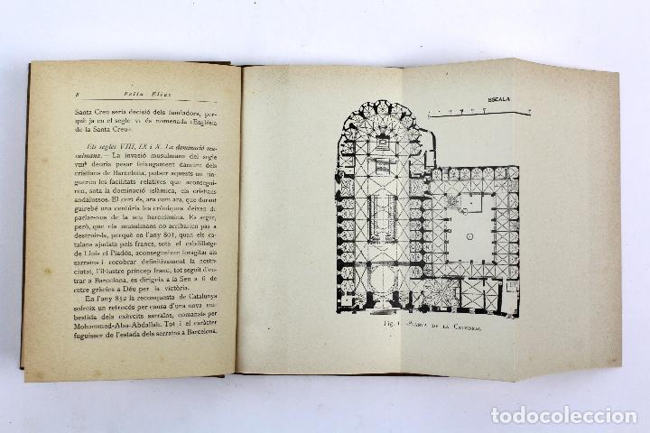 Libros antiguos: L-2871 LA CATEDRAL DE BARCELONA. FELIU ELIAS. EDITORIAL BARCINO, ANY 1926. - Foto 10 - 114428839