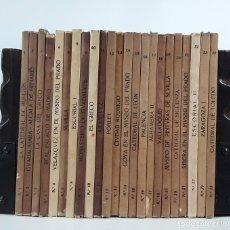 Libros antiguos: EL ARTE EN ESPAÑA. LOTE DE 23 LIBROS. ED. THOMAS.. Lote 115567115