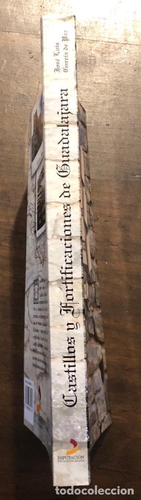 Libros antiguos: Castillos y fortificaciones de Guadalajara(40€) - Foto 2 - 268322369