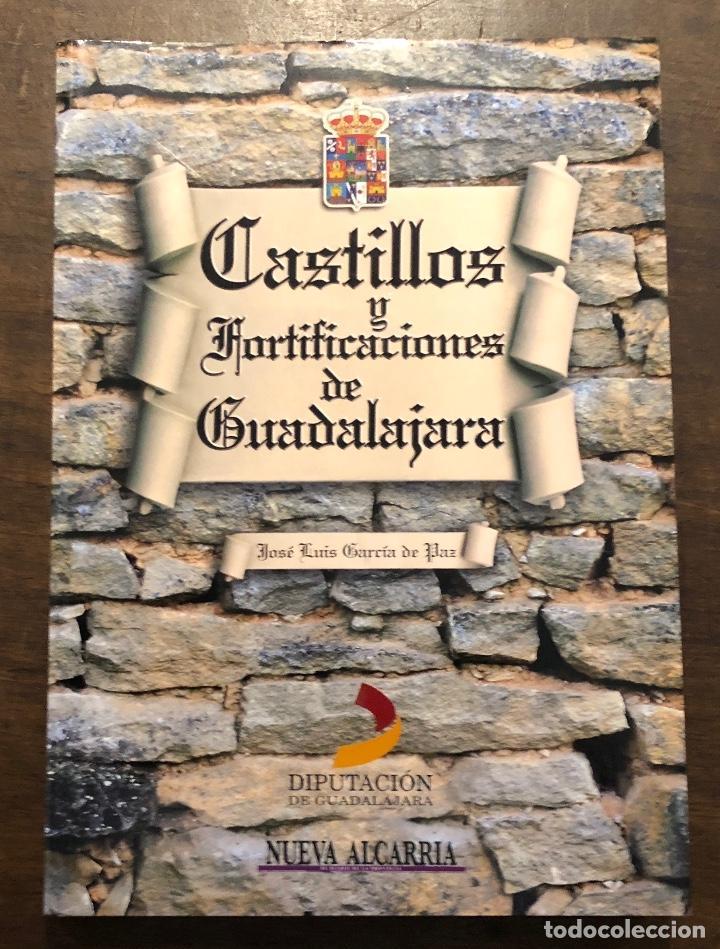 Libros antiguos: Castillos y fortificaciones de Guadalajara(40€) - Foto 3 - 268322369