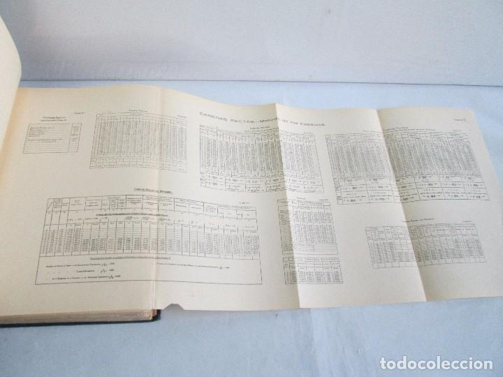 Libros antiguos: CARLOS GODINO. ARQUITECTURA NAVAL. TEORIA DEL BUQUE Y SUS APLICACIONES. ATLAS 1934 - Foto 10 - 118150447