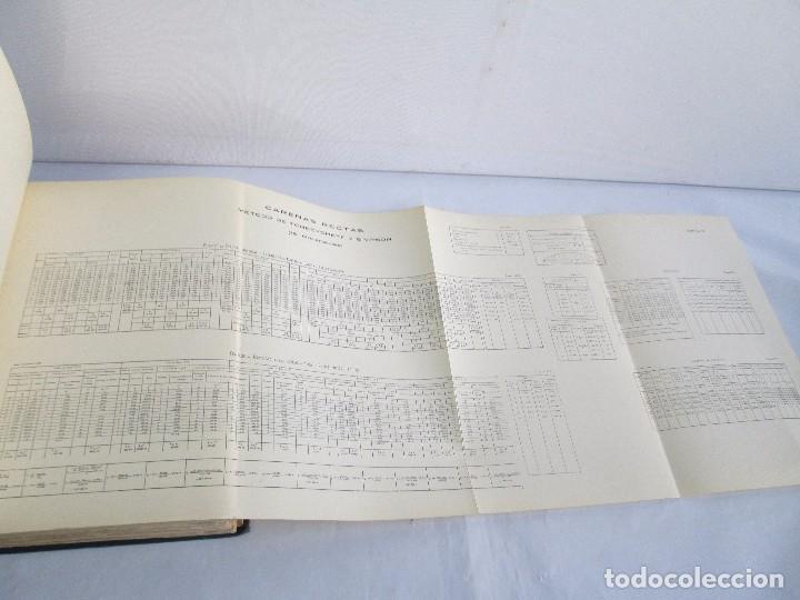 Libros antiguos: CARLOS GODINO. ARQUITECTURA NAVAL. TEORIA DEL BUQUE Y SUS APLICACIONES. ATLAS 1934 - Foto 11 - 118150447