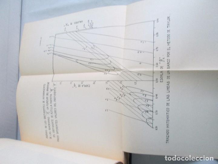 Libros antiguos: CARLOS GODINO. ARQUITECTURA NAVAL. TEORIA DEL BUQUE Y SUS APLICACIONES. ATLAS 1934 - Foto 13 - 118150447