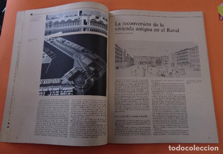 Libros antiguos: BARCELONA (CIUTAT VELLA) *****ARQUITECTURA***** Nº1 - Foto 4 - 119931219