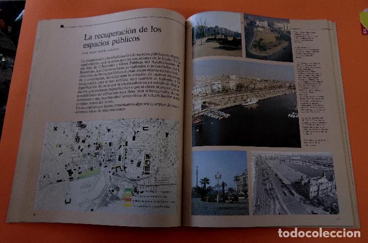 Libros antiguos: BARCELONA (CIUTAT VELLA) *****ARQUITECTURA***** Nº1 - Foto 6 - 119931219