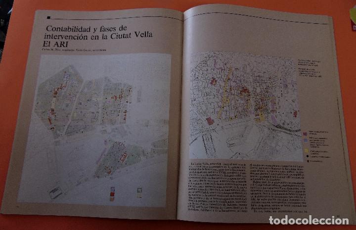 Libros antiguos: BARCELONA (CIUTAT VELLA) *****ARQUITECTURA***** Nº1 - Foto 7 - 119931219
