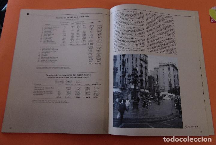 Libros antiguos: BARCELONA (CIUTAT VELLA) *****ARQUITECTURA***** Nº1 - Foto 8 - 119931219