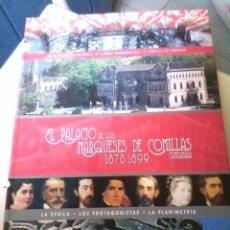Libros antiguos: CANTABRIA, EL PALACIO COMILLAS. Lote 120114167