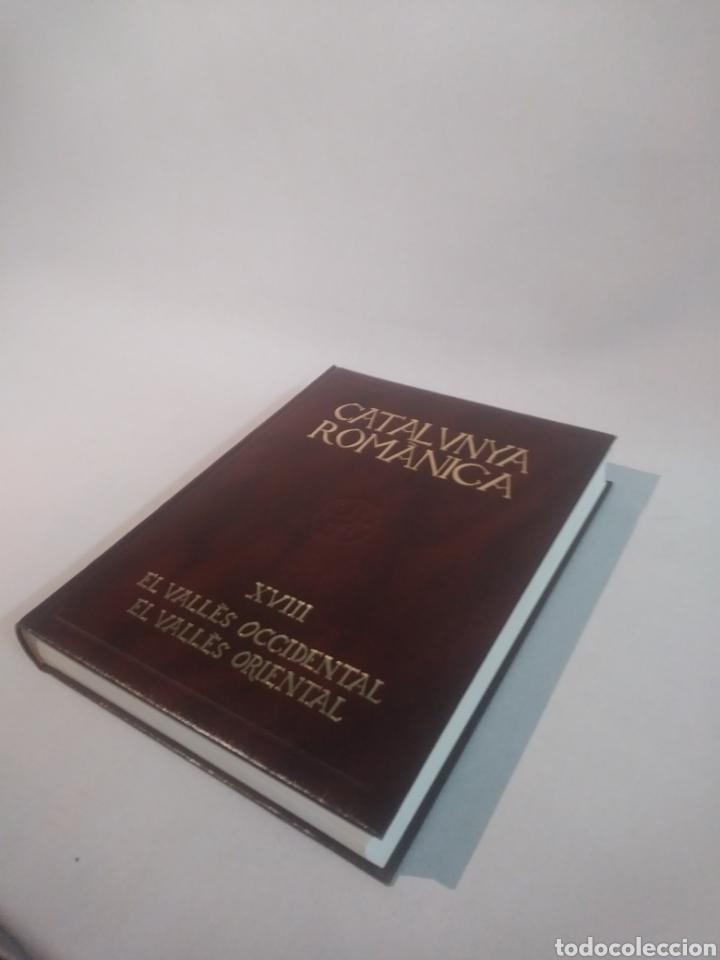 Libros antiguos: CATALUNYA ROMANICA XVIII. EL VALLES OCCIDENTAL I ORIENTAL. ENCICLOPEDIA CATALANA - Foto 2 - 120188135