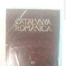 Libros antiguos: CATALUNYA ROMÀNICA, III. OSONA, II. Lote 120188475