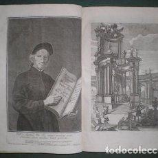 Libros antiguos: PUTEO, FR. ANDREA (ANDREA POZZO): PERSPECTIVAE PICTORUM ATQUE ARCHITECTORUM. 2 VOLS. 225 LÁMINAS GRB. Lote 120676667