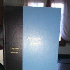 Libros antiguos: HORMIGÓN ARMADO TOMO 1, J. JIMENEZ MONTOYA.. Lote 120966531