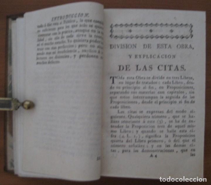 Libros antiguos: EL ARQUITECTO PRÁCTICO, CIVIL, MILITAR, Y AGRIMENSOR, DIVIDIDO EN TRES LIBROS. (2ª IMPRESIÓN, 1793). - Foto 4 - 122206267