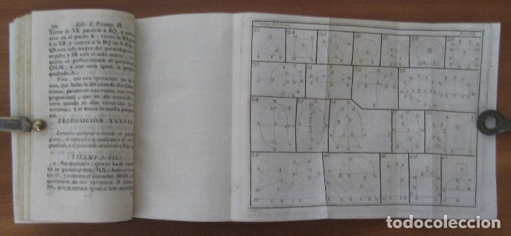 Libros antiguos: EL ARQUITECTO PRÁCTICO, CIVIL, MILITAR, Y AGRIMENSOR, DIVIDIDO EN TRES LIBROS. (2ª IMPRESIÓN, 1793). - Foto 10 - 122206267