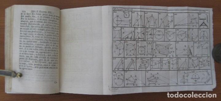 Libros antiguos: EL ARQUITECTO PRÁCTICO, CIVIL, MILITAR, Y AGRIMENSOR, DIVIDIDO EN TRES LIBROS. (2ª IMPRESIÓN, 1793). - Foto 11 - 122206267