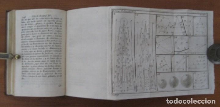 Libros antiguos: EL ARQUITECTO PRÁCTICO, CIVIL, MILITAR, Y AGRIMENSOR, DIVIDIDO EN TRES LIBROS. (2ª IMPRESIÓN, 1793). - Foto 12 - 122206267