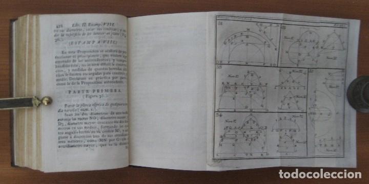 Libros antiguos: EL ARQUITECTO PRÁCTICO, CIVIL, MILITAR, Y AGRIMENSOR, DIVIDIDO EN TRES LIBROS. (2ª IMPRESIÓN, 1793). - Foto 16 - 122206267