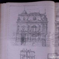 Libros antiguos: ANNALES DE LA CONSTRUCCIÓN 1879. Lote 122444723