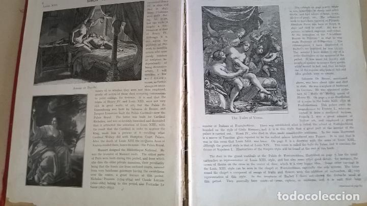 Libros antiguos: Libro.French interiors,furniture,decoration.Medida 24x30 cm.400 pg - Foto 6 - 123286167