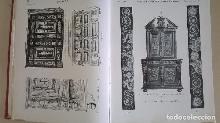 Libros antiguos: Libro.French interiors,furniture,decoration.Medida 24x30 cm.400 pg - Foto 9 - 123286167