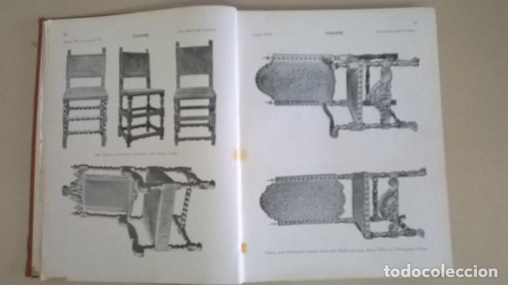 Libros antiguos: Libro.French interiors,furniture,decoration.Medida 24x30 cm.400 pg - Foto 10 - 123286167