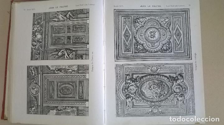 Libros antiguos: Libro.French interiors,furniture,decoration.Medida 24x30 cm.400 pg - Foto 12 - 123286167