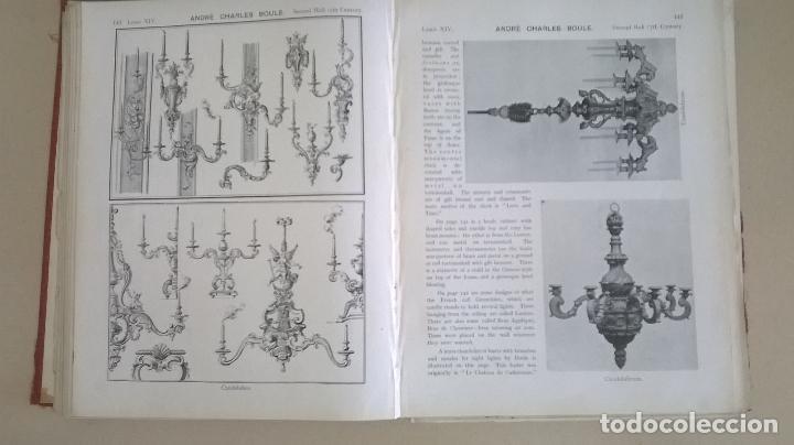 Libros antiguos: Libro.French interiors,furniture,decoration.Medida 24x30 cm.400 pg - Foto 16 - 123286167